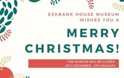 The museum will be closed 25th December – 5th January